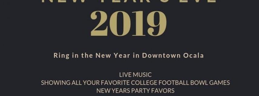 NYE Ocala 2019 @ The Lodge
