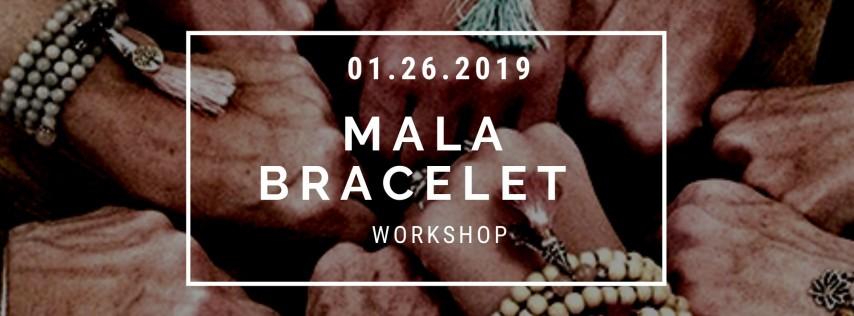 Mala Bracelet Making Workshop