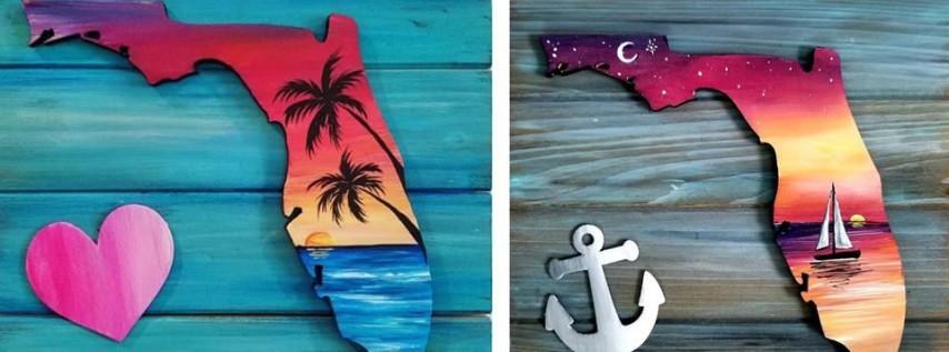Paint & Pint: Florida Wood Pallets