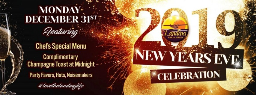 New Year's Eve Bash at The Landing