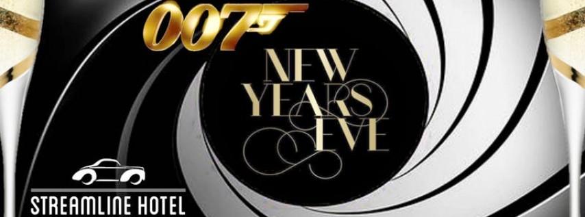 007 NYE at the Streamline Hotel