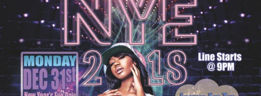#DontCount NEW YEARS EVE EXPLOSION 1000+ COMPACITY DEC 31 @djdondon26