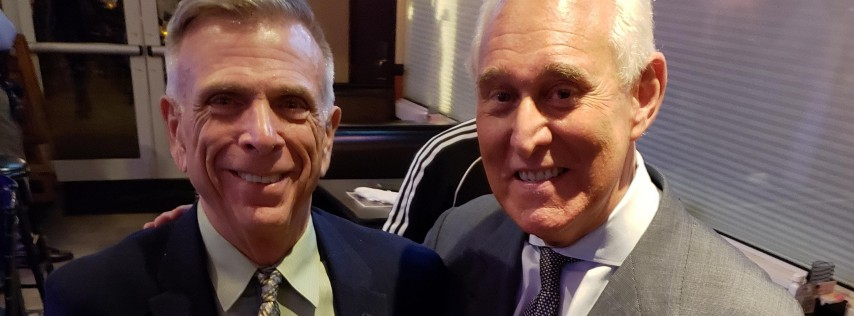 Republican Club of Indian River Hosts Roger Stone