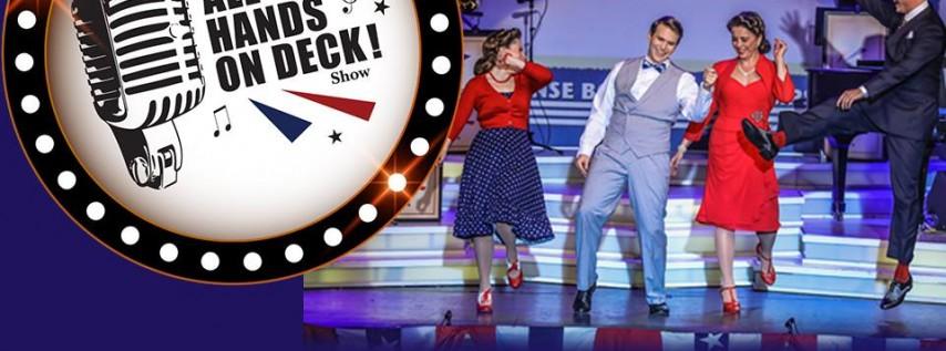 Greenville TX - 'All Hands On Deck! Show'