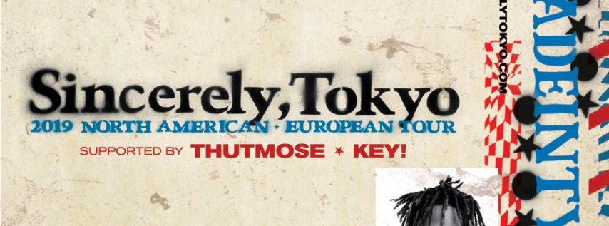 MadeinTYO: Sincerely, Tokyo Tour at The Social