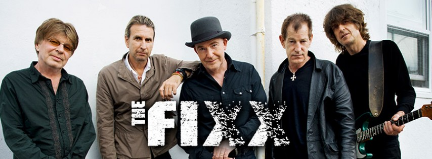 The Fixx at The Social