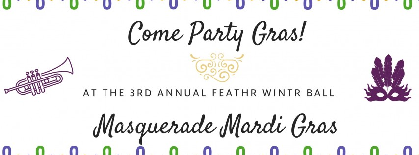 3rd Annual Feathr & Friends Winter Ball