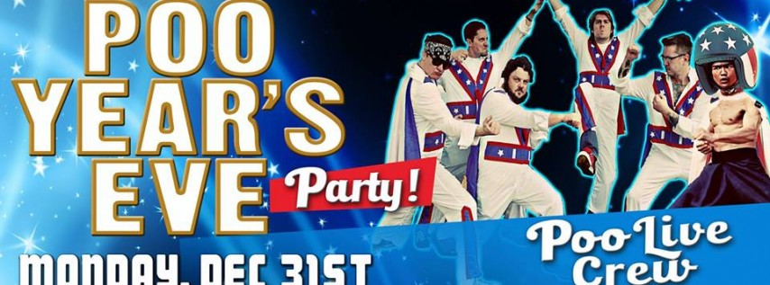 Poo Year's Eve Party!