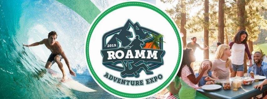 ROAMM Adventure Expo