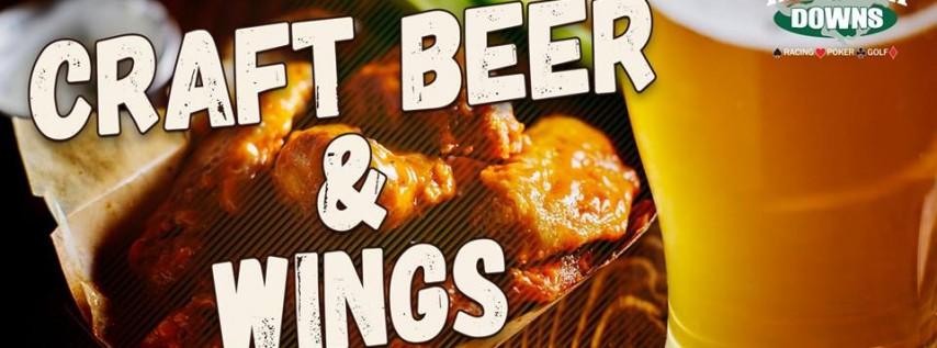 Craft Beer & Wings