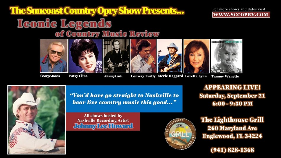 Iconic Legneds Of Country Music Review