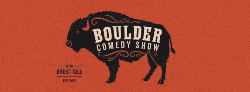 Boulder Comedy Show - 9:15pm (Late Show)