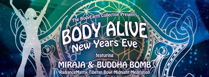 Body Alive NYE
