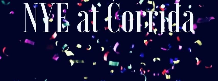 New Year's Eve at Corrida