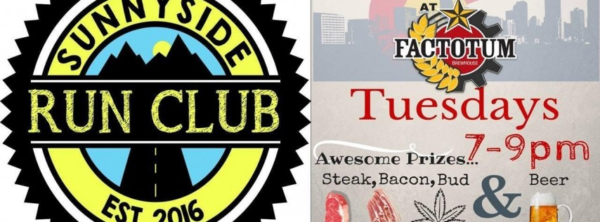 Sunnyside Run Club and Live Trivia