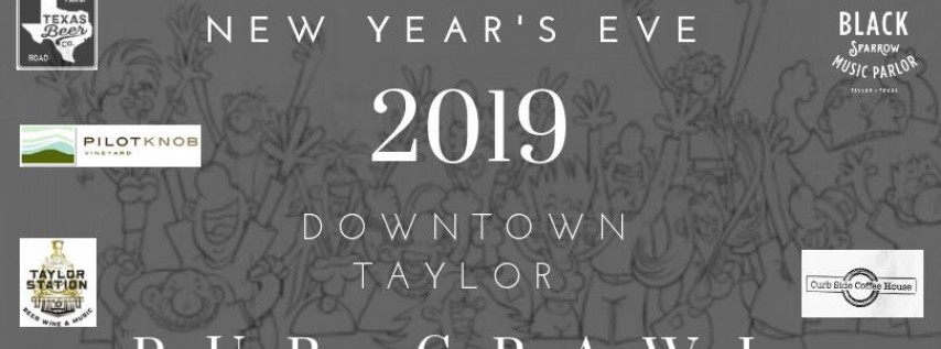 Downtown Taylor New Year's Eve Pub Crawl