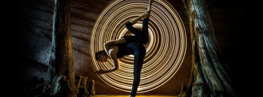 Fort Worth Foto Fest: Carpe Noctem Light Painting w/Kirk Edwards