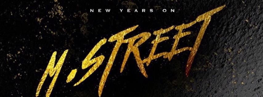 NYE '19 - New Years on M Street at Ozio