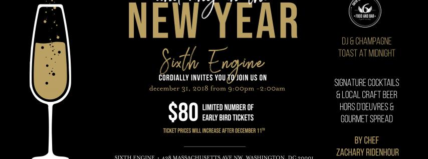 Sixth Engine's New Year's Eve 2019
