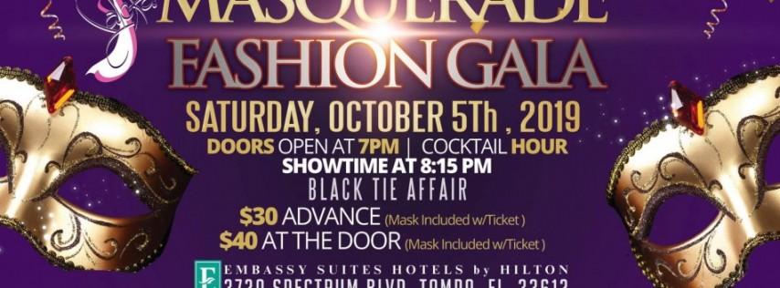 Masquerade Fashion Gala 2nd annual
