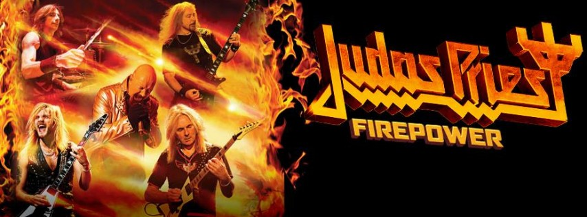 Judas Priest in Rosemont