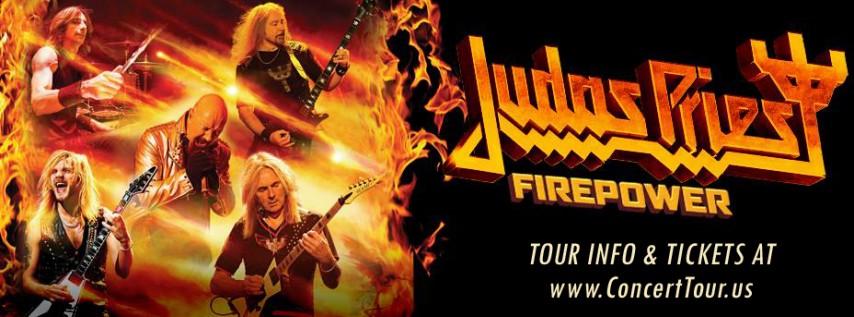 Judas Priest in Dallas