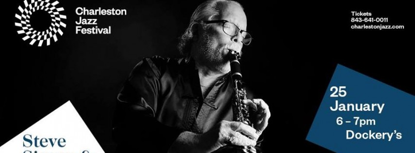 Steve Simon & The Kings of Jazz - Charleston Jazz Festival