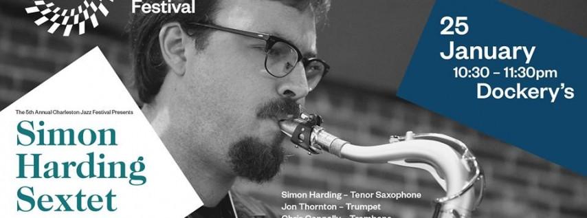 Simon Harding Sextet: Hard Bop Homecoming