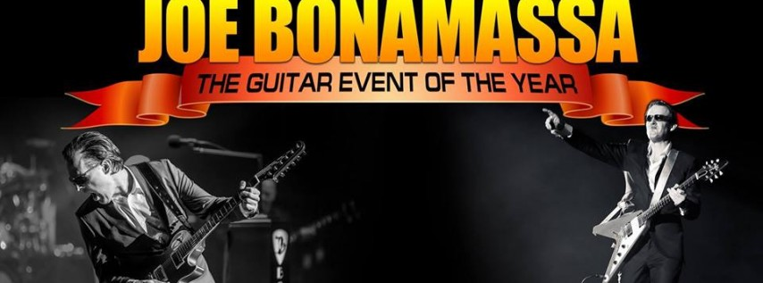 Joe Bonamassa - Live in Charleston, SC on 3/04