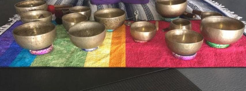 AK Energy & Sacred Healing Sounds Meditation - Feb.