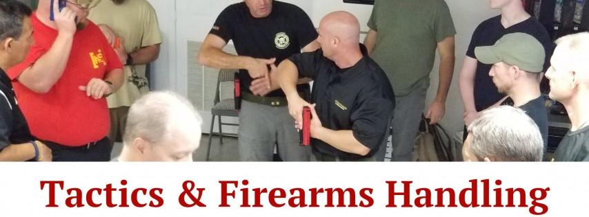 Tactics and Firearms Handling (4 Hours) Ocala, FL
