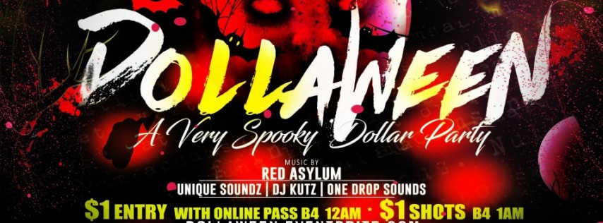 DOLLAWEEN (A Very Spooky Dollar Party)