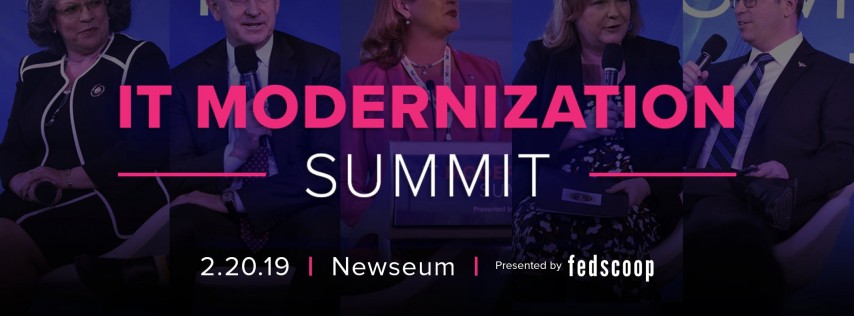 2019 IT Modernization Summit
