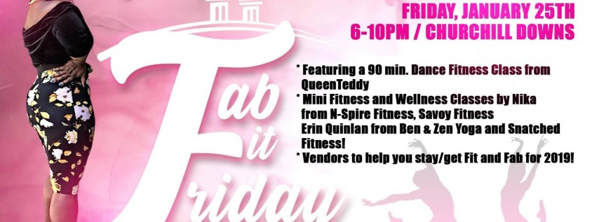 Fab, Fit, Friday- Featuring QueenTeddy!