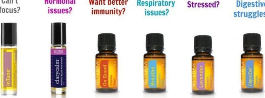 Natural Lifestyle with Essential Oils