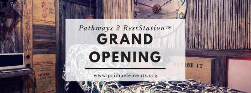 Pathways 2 RestStation™ Grand Opening Party!