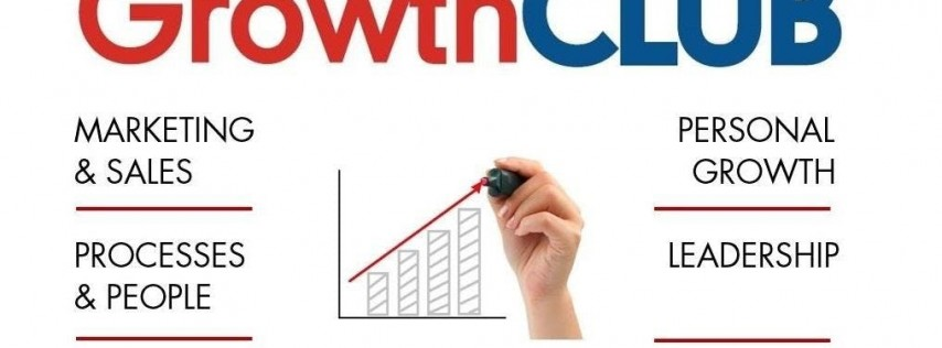 GrowthCLUB Business Planning Workshop