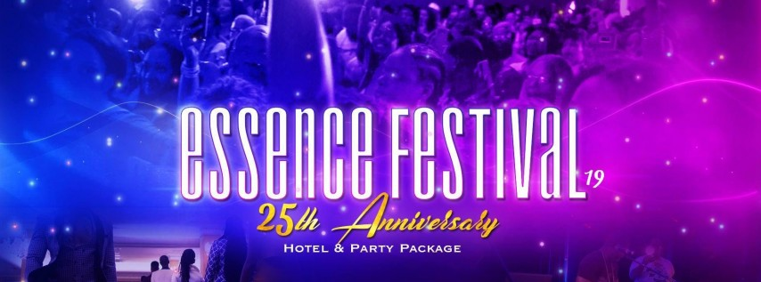 2019 Essence Music Festival Event Package