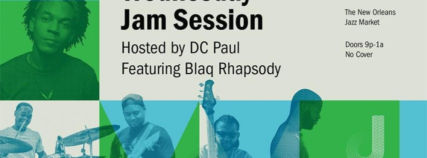 Wednesday Night Jam hosted by DC Paul