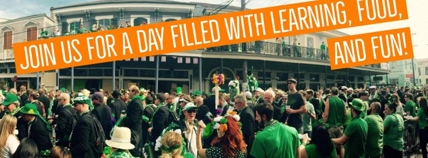 Third Annual St. Patrick's Parade Conference
