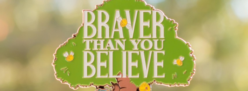 2019 Braver Than You Believe 5K & 10K in honor of National Winnie the Pooh Day -New Orleans