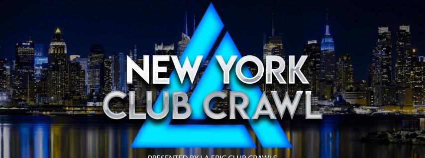 New York Club Crawl