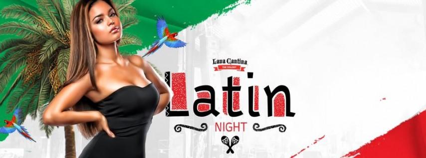 Latin Night with DJ Yuna and Luna 98.3FM