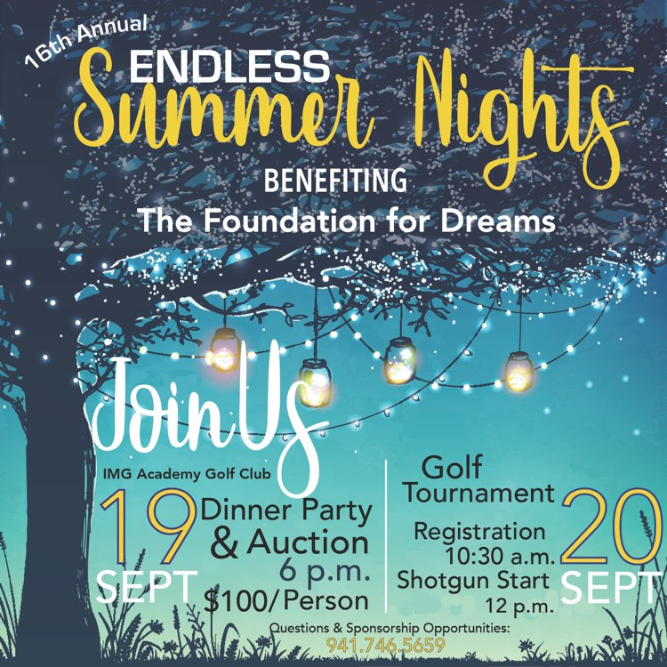 16th Annual Endless Summer Nights Golf Tournament