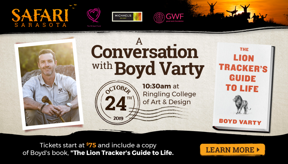 'A Conversation with Boyd Varty'