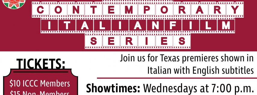 2019 Contemporary Italian Film Series