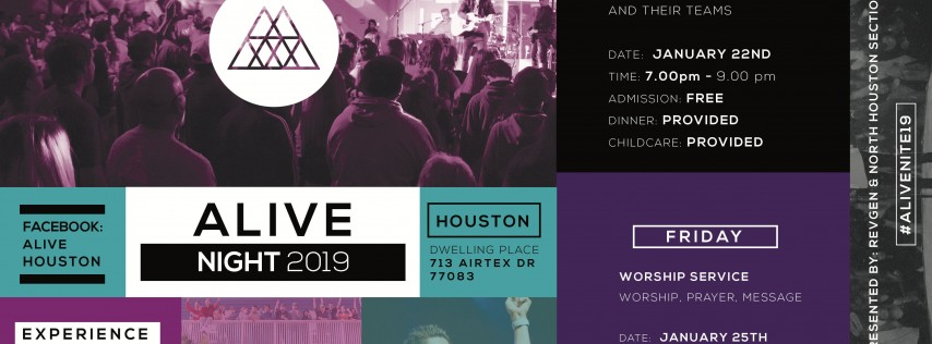 Alive Night 2019