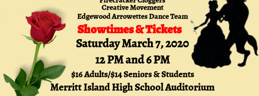 'Tale as Old as Time' 22nd Annual Sharing Through Dance Benefit Show
