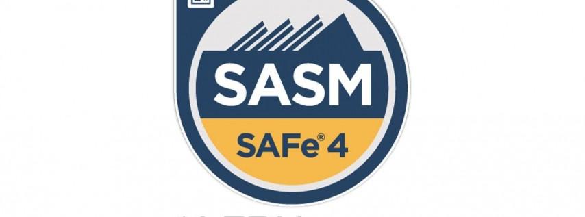 SAFe® Advanced Scrum Master (SASM) - Houston, Texas