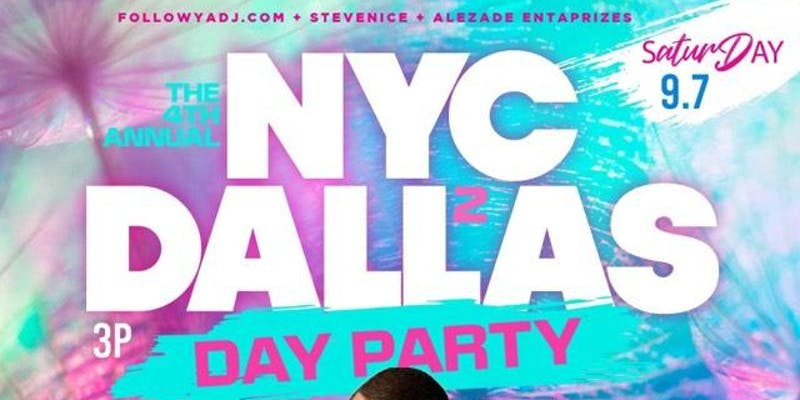 4th Annual NYC to Dallas Day Party @ Altitude Lounge